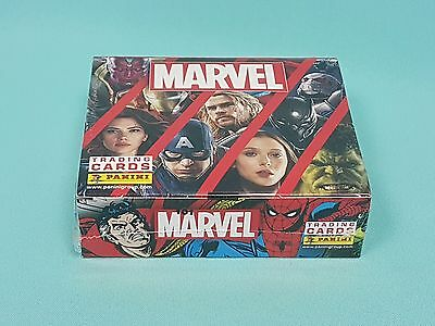 Panini Marvel Heroes 2017 1 x Display / 24 Booster Neu OVP  Trading Cards