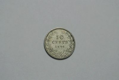 Pays Bas 10 Cents 1903