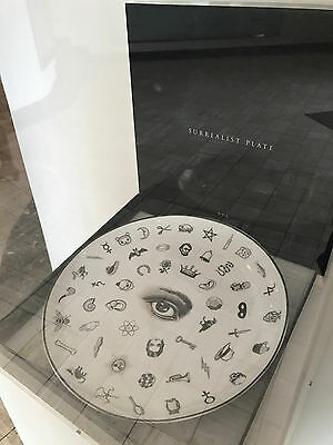 MARK RYDEN Limited Edition Surrealist Plate Art Decoration Sold Out Art Piece