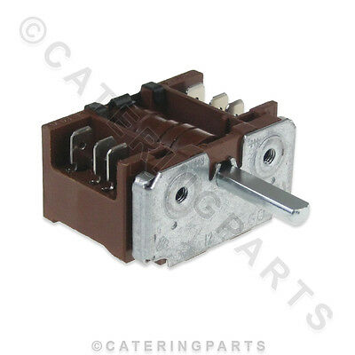 Rsw013 Rotary Ego On Off Selector Switch 2 Position 16A For Electric Fan Oven