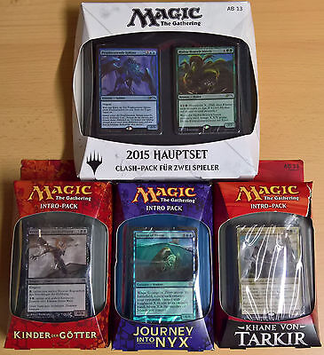 Magic the Gathering - Intro Packs - Lot of 4 Intro Packs (Mint, Sealed)