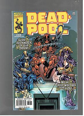 Deadpool #38 And #39  Extremely High Grade 9.6/9.8 Nm/mint