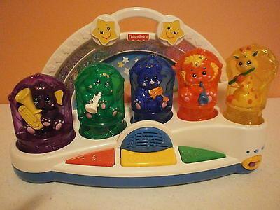 Fisher Price Sparkling Symphony Compose and Play Orchestra