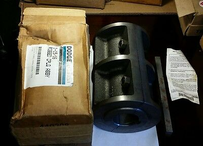 Dodge 1-15/16 Ribbed Coupling Assembly 009010