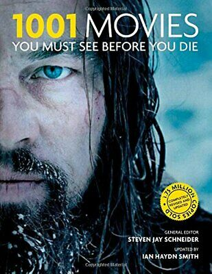 1001 Movies You Must See Before You Die by Jay Schneider, Steven Book The Cheap