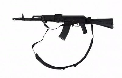 Russian Army Tactical RT-3 AK Carrying Sling by SSO SPOSN Black