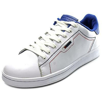 Tommy Hilfiger Suzane 2 Women  Round Toe Leather  Sneakers NWOB