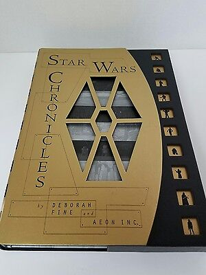 Star Wars Chronicles Book.