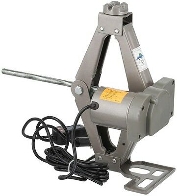 Portable Automatic Raise Electric Car Jack Travel 12-Volt Plug-In 2000 lb. New