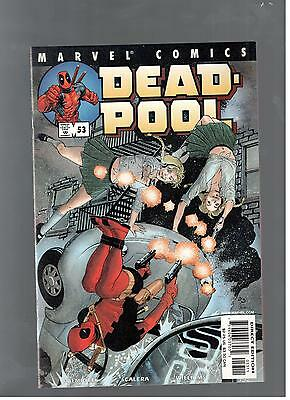 Deadpool #53 Extremely High Grade 9.6/9.8 Nm/mint