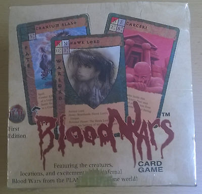 TSR Bloodwars 6 Duel-Decks - 1128P - First Edition (Mint, Sealed)