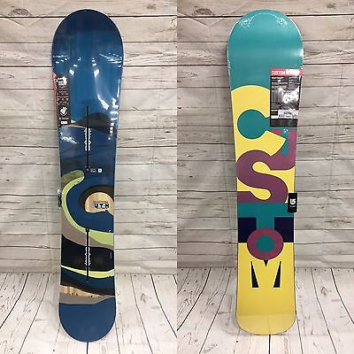 New 2016 Burton Custom Flying V 158  Snowboard