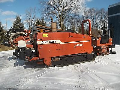 2000 Ditch Witch Jt4020  Directional Drill, Boring, Hdd