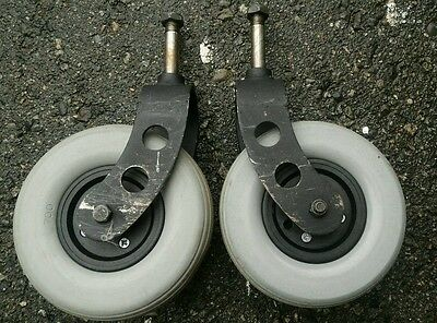 Invacare Caster Front Axle Wheels Storm Torque Series