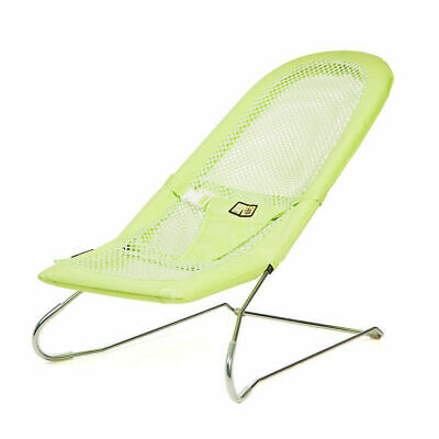 Vee Bee Serenity Green Infant Baby Bouncer Chair/Seat/Bouncing/Rocking/Newborn