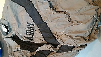 Ipfu Army Physical Fitness Pt Jacket Large/long
