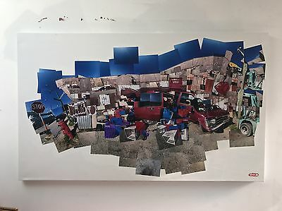 Ghind Crate Unload By Kyle MacDonald Original Photo Joiner Art