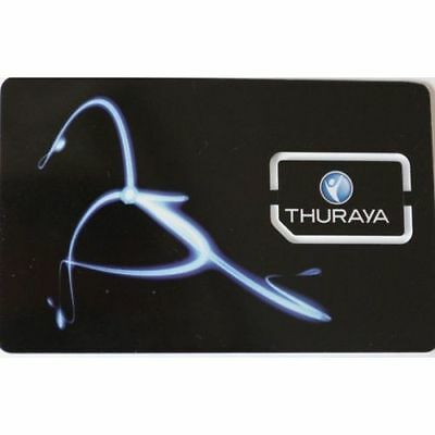 Thuraya Recharge Card 160 Units ,easy Way To Topup Your Thuraya Simcard