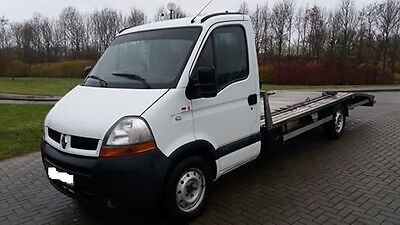 Renault Master LHD  2006 2.5 Turbo Diesel  Recovery