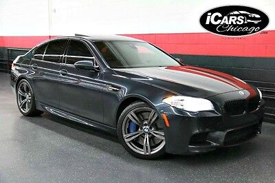 2013 BMW M5  2013 BMW M5 Navigation $108,180 MSRP 2-Owners B&O Driver Assist Executive Pkg!!