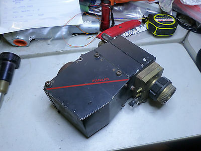 "FANUC ROBOT SERVOTORCH -- 4 Roll ""PULL"" WIRE FEEDER - A06B-0115-B075 -"