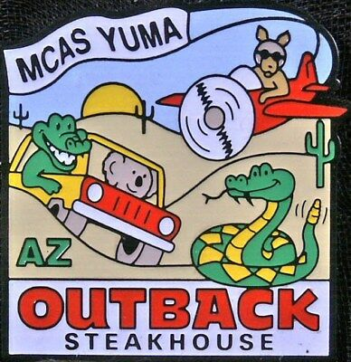 A7147 Outback Steakhouse MCAS Yuma, AZ