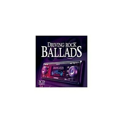 Various Artists - Driving Rock Ballads - Various Artists CD S0VG The Cheap Fast