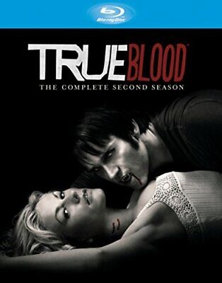 True Blood Season 2 (HBO) [Blu-ray] - DVD  OGVG The Cheap Fast Free Post