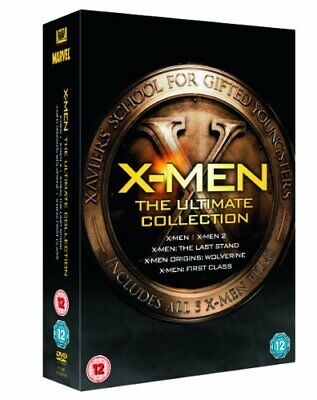 X-Men: The Ultimate Collection [DVD] [2000] - DVD  AIVG The Cheap Fast Free Post