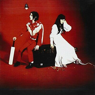 The White Stripes - Elephant - The White Stripes CD WEVG The Cheap Fast Free The