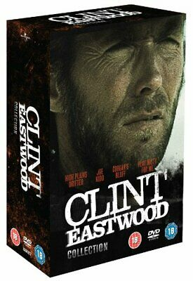 Clint Eastwood Collection [DVD] - DVD  UGVG The Cheap Fast Free Post