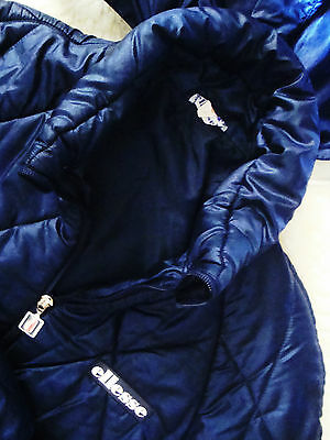 JACKET vintage 70's ELLESSE TG.46  circa M/L made in Italy  RARE