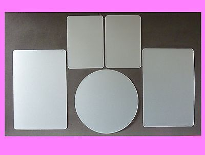 Flexi Smoother set of 5 Ganaching/Sugarcraft Sharp Edges Flexi Cake Smoother!