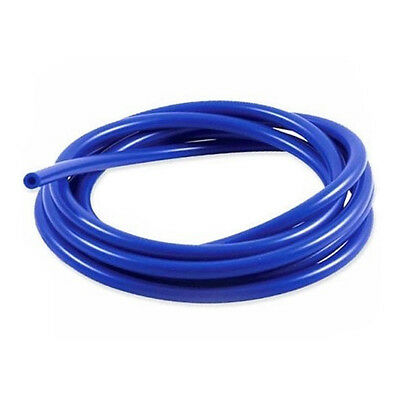Blue Full Silicone Fuel/Air Vacuum Hose/Line/Pipe/Tube 1 Meter For Car Universal