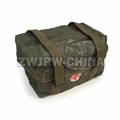 Original Chinese Army Military Medical Bag Backpack Elite First Aid Army Pouch