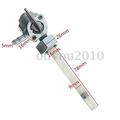 Fuel Switch Valve Petcock For MOTORCYCLE HONDA CB550F CB750F SUPER SPORT 16mm