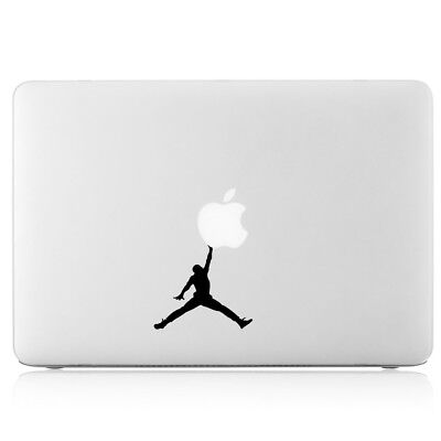 Air Jordan Jumpman Logo Vinyl Decal Sticker for Apple Macbook Air/Pro