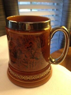Lord Nelson Pottery Beer Stein Mug