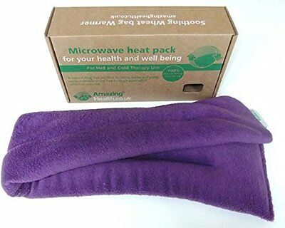Microwave Wheat Bag Extra Long British Made 70cm - Unscented