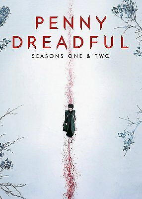 Penny Dreadful - Season 1-2 [DVD] Complete First & Second Series NEW REGION 2