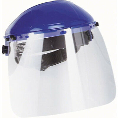"Firepower 1423-4175 Face Shield With Clear Window, 8"" X 12"" X .040"