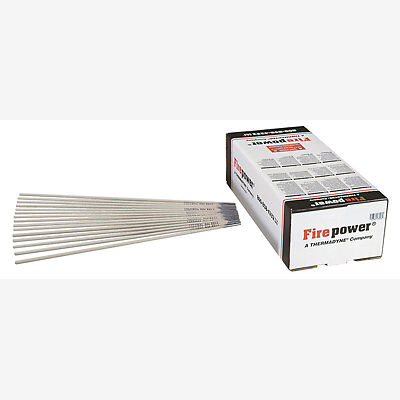 "Firepower 1440-0098 Arc Welding Electrodes 5/32"" Rod, 50 lb Box, Mild Steel Type"