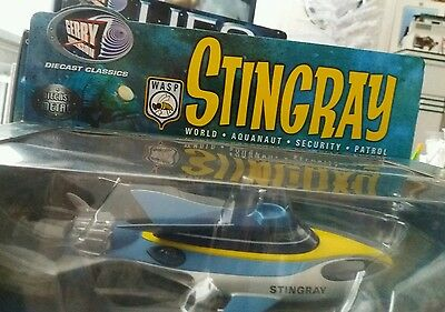 Mint*in*never*rfmb*large*stingray*gerry*andersons*product*enterprise*christmas*