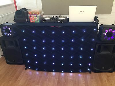 BARGAIN Fully working DJ Party Lights and Equipment - RRP: Over £1000