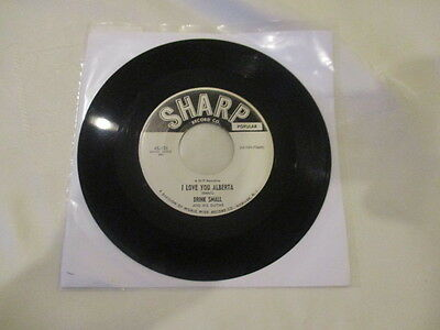 "Blues / R&b "" Drink Small "" I Love You Alberta "" 7"" Single"