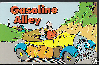 Hobbies Postcard - Comics Classis Collection - Gasoline Alley   RS1132