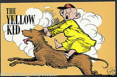 Hobbies Postcard - Comics Classis Collection - The Yellow Kid    RS1136