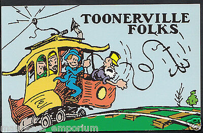 Hobbies Postcard - Comics Classis Collection - Toonerville Folks RS1138