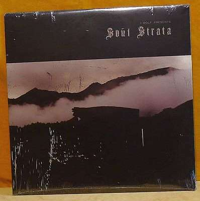 I-Wolf Presents - Soul Strata - 2LP Klein Records KL 42 OE 2003 NEW & SEALED