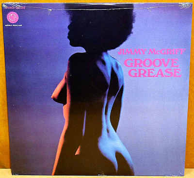 McGRIFF, JIMMY Groove Grease LP STILL SEALED Album Groove Merchant USA RI 2000